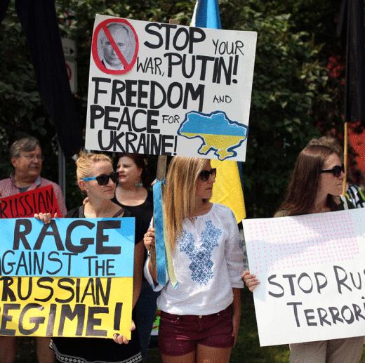 Россия внесла базирующийся в Канаде Конгресс Украинцев в черный список